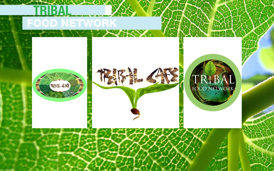 Tribal Cafe Logo